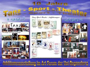10 Jahre Tanz-Sport-Theater, 2005