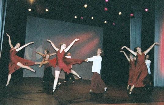 Tanz-Sport-Theater, Dido und Eneas